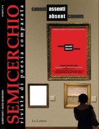"Canoni assenti – Absent Canons, ""Semicerchio"", XXXVIII (2009)"