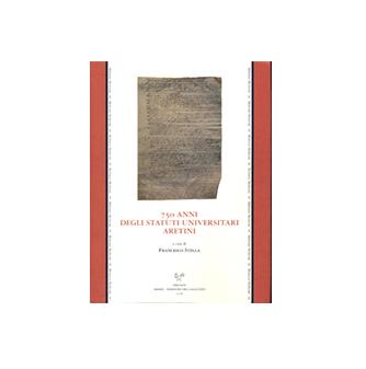 750 anni degli statuti universitari aretini