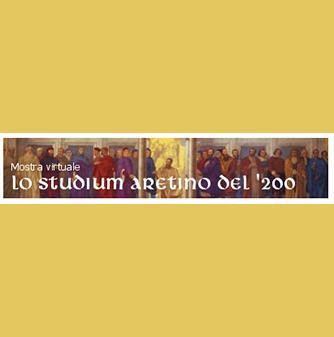 Lo Studium Aretino nel '200