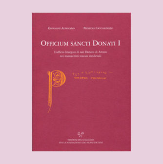 Presentazione Officium Sancti Donati – 24 novembre 2009