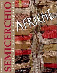 "Afriche, ""Semicerchio"", XLI (2009/2)"