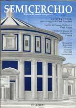 """La città ideale, """"Semicerchio"""", IX (1993)"""
