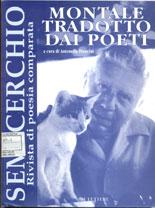"Montale tradotto dai poeti, ""Semicerchio"", XVI-XVII (1997)"
