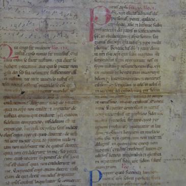La marcatura di documenti, testi ed archivi – Encoding archives