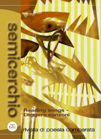 "Reading Songs / Leggere Canzoni, ""Semicerchio"", 46 (2012/1)"
