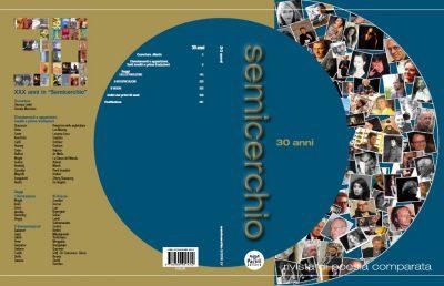 """XXX Anni, """"Semicerchio"""", 55 (2016/2)"""