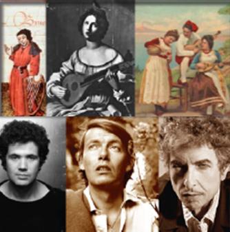 Storia e forme della canzone, a.a. 2017/18