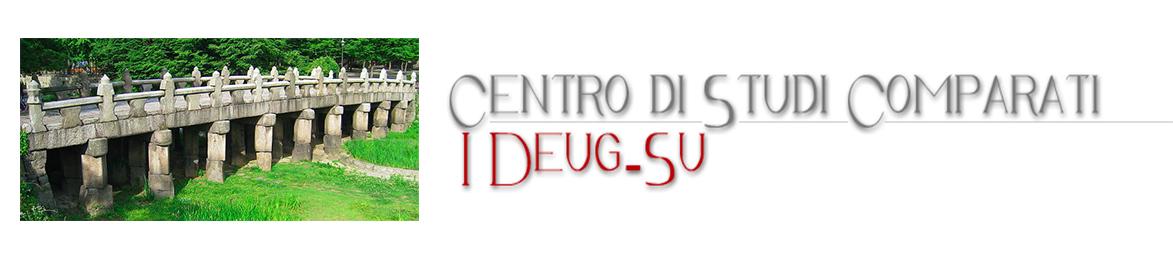 Centro di Studi Comparati I Deug-Su