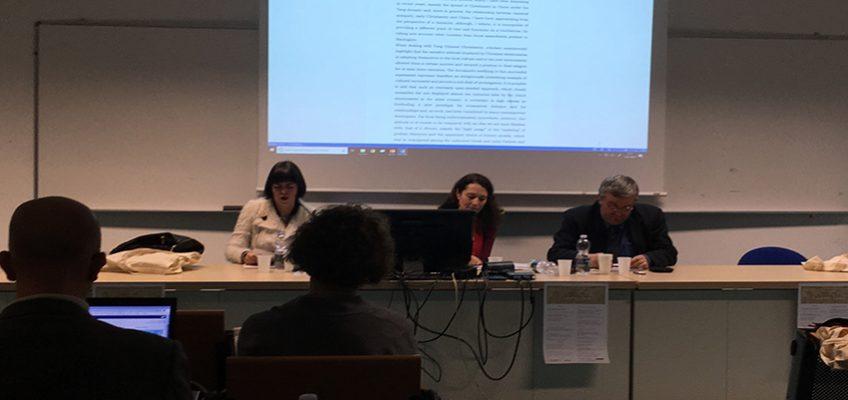 Chiara Ombretta Tommasi , Anna Di Toro, Andrea Balbo